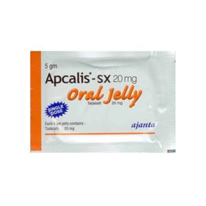 Apcalis SX Oral Jelly til salgs på anabol-no.com i Norge | Tadalafil på nett