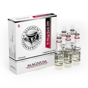 Magnum Mag-Jack 250 til salgs på anabol-no.com i Norge | Trenbolone Acetate