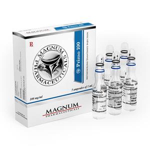 Magnum Primo 100 til salgs på anabol-no.com i Norge   Methenolone enanthate på nett