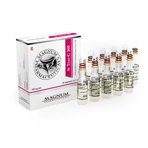 Magnum Test-C 300 til salgs på anabol-no.com i Norge | Testosterone cypionate på nett