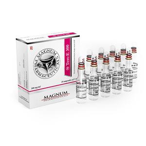 Magnum Test-E 300 til salgs på anabol-no.com i Norge   Testosterone enanthate på nett