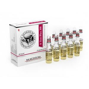 Magnum Test-Plex 300 til salgs på anabol-no.com i Norge | Sustanon 250 på nett