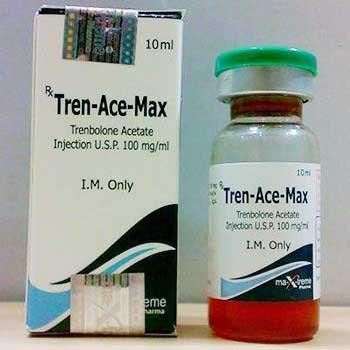 Tren-Ace-Max vial til salgs på anabol-no.com i Norge | Trenbolone acetate på nett