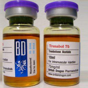 Trenbolone-75 til salgs på anabol-no.com i Norge | Trenbolone acetate på nett