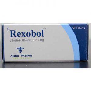 Rexobol-10 til salgs på anabol-no.com i Norge | Stanozolol oral på nett
