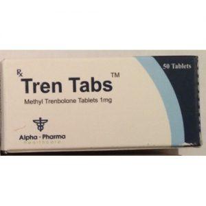 Tren Tabs til salgs på anabol-no.com i Norge | Methyltrienolone på nett