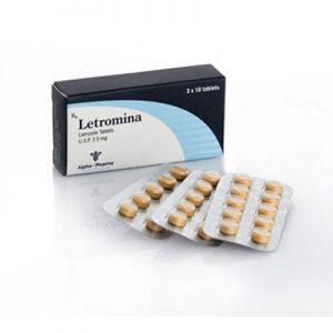 Letromina til salgs på anabol-no.com i Norge | Letrozole på nett