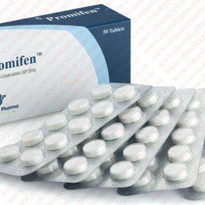 Promifen til salgs på anabol-no.com i Norge   Clomiphene citrate på nett