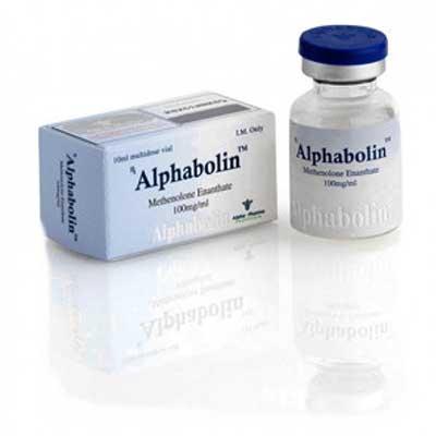 Alphabolin (vial) til salgs på anabol-no.com i Norge | Methenolone enanthate på nett