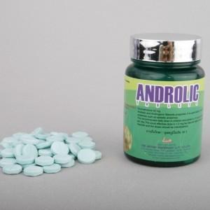 Androlic til salgs på anabol-no.com i Norge | Oxymetholone på nett