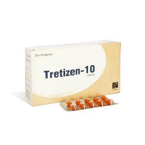 Tretizen 10 til salgs på anabol-no.com i Norge | Isotretinoin på nett