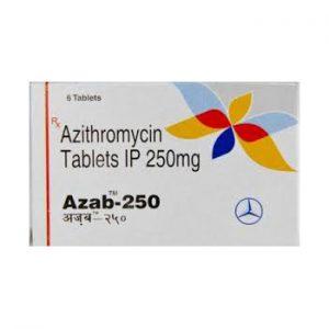 Azab 250 til salgs på anabol-no.com i Norge | Azithromycin på nett