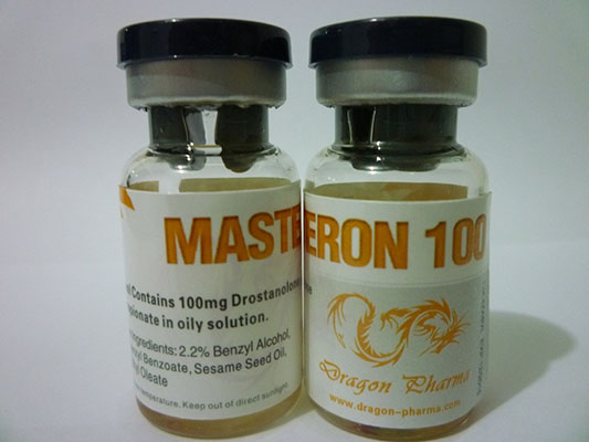 Masteron 100 til salgs på anabol-no.com i Norge | Drostanolone propionate på nett