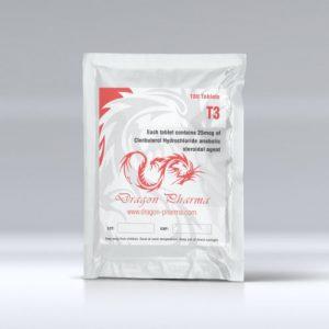 T3 til salgs på anabol-no.com i Norge | Liothyronine på nett